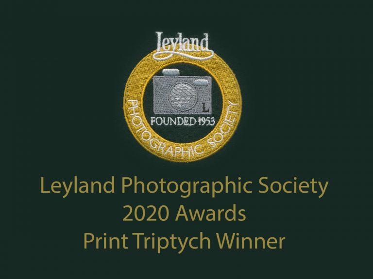 LPS awards 2020 Print Triptych Winner
