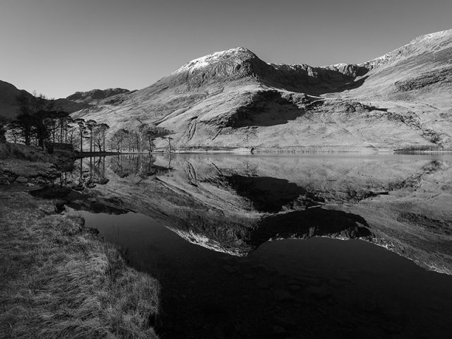 3rd PDI - Reflections in Buttermere