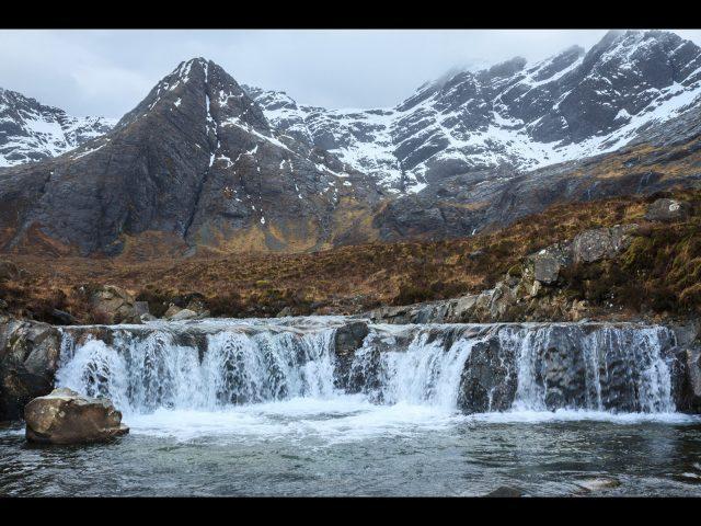 River Brittle Skye