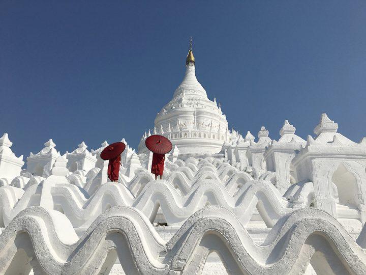 White Stupa v2