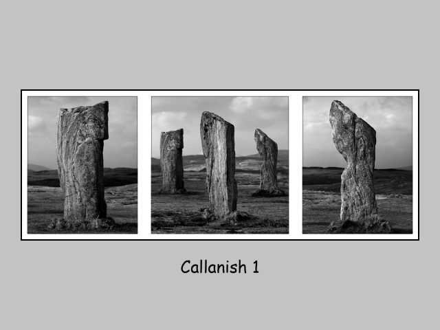 Winner PDI Triptych - Callenish 1 by Rob Hume