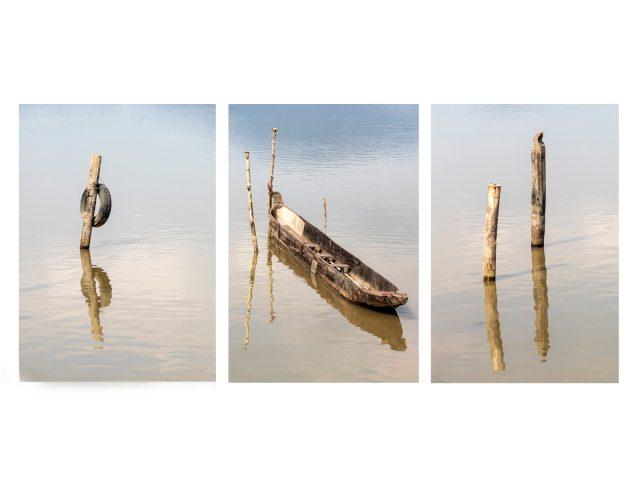 Print Triptych Winner_Reflections by Chris Ellison